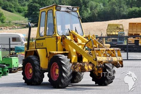 kramer radlader gebraucht kramer 312 wheel loader loader used to buy siehe pictures