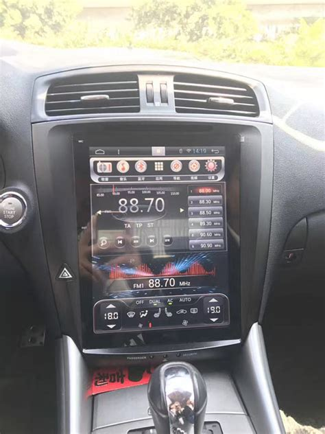 tesla vertical screen android headunit autoradio