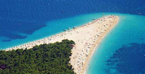 le piu belle spiagge  ghiaia  croazia