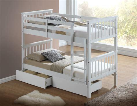 bunk bed modern beds drawers wooden childrens children wood single draws mattresses inc artisan bedstar mattress bedsonlegs company bedale