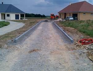Bordure En Ciment : terrassement nvtp ~ Premium-room.com Idées de Décoration