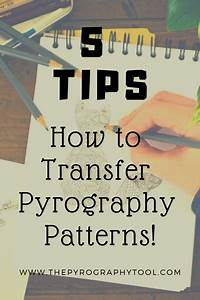 Pyrography Patterns For Beginners