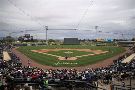 A's 2021 spring training schedule announced; here's the ...