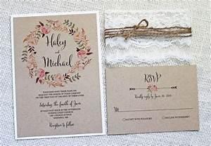47 examples of wedding invitation design psd ai With examples of homemade wedding invitations