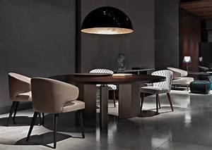 Fauteuil Table à Manger : meuble design pour salon et salle manger 8 tables et fauteuils ~ Teatrodelosmanantiales.com Idées de Décoration