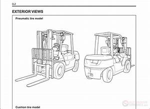 Toyota Forklift Wiring Diagram  Toyota  Wiring Diagram Images