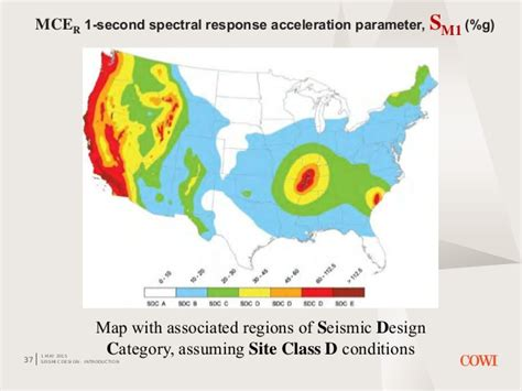 seismic design category seismic design introduction