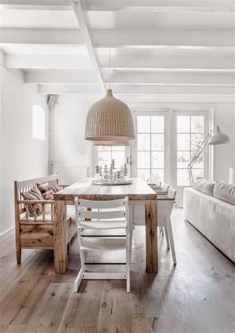 la salle  manger scandinave en