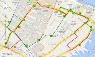 cat routes george town free shuttle map penang trip part 2