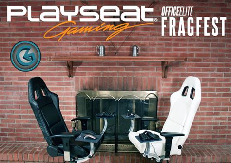announcing the playseat office elite fragfest gamerfront
