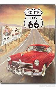 best 25 route 66 decor ideas on pinterest route 66 With kitchen cabinets lowes with route 66 canvas wall art
