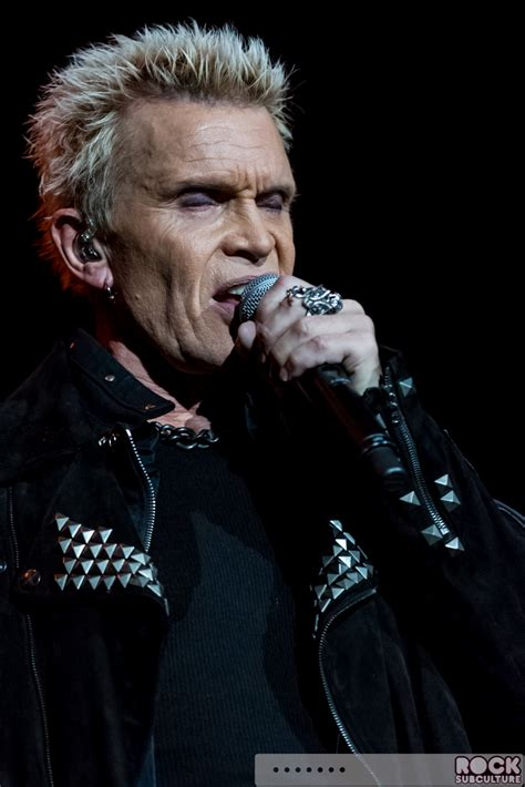 Billy Idol At The Grand Theatre At Grand Sierra Resort