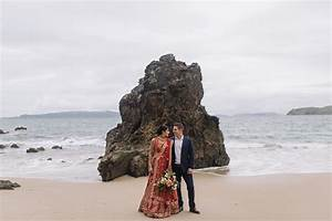 indian fusion new zealand wedding aarti george green With honeymoon in new zealand from india
