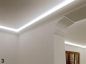 Led Profile Indirekte Beleuchtung : indirekte deckenbeleuchtung led haus ideen dekor ~ Orissabook.com Haus und Dekorationen