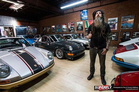 MAGNUS WALKER'S EPIC PORSCHE GARAGE & COLLECTION | Porsche, Classic porsche, Porsche 911 targa