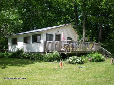 White Cottage Rental by White Lake Cottage Two Cottages Kingston Cottage