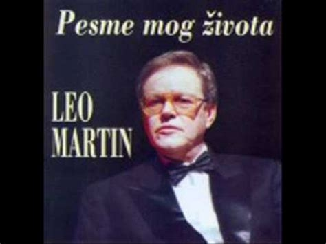 Leo Martin  Let Me Stay Youtube