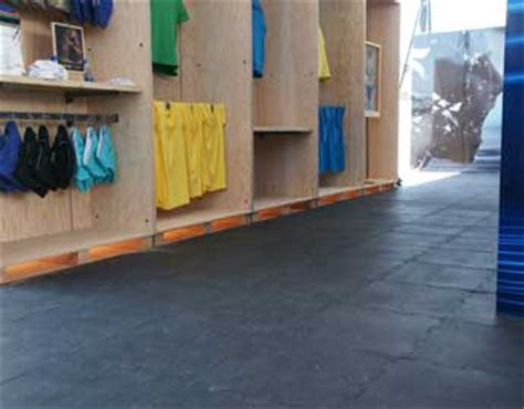 utilizing rubber mat tiles can pave the way to being a