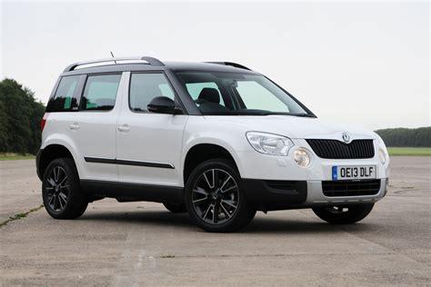 skoda yeti adventure deals car deal   week carbuyer