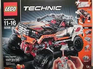 Lego Technic Erwachsene : lego technic 9398 4x4 crawler 673419167017 ebay ~ Jslefanu.com Haus und Dekorationen