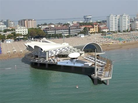 terrazza a mare il progetto per la terrazza a mare di lignano il