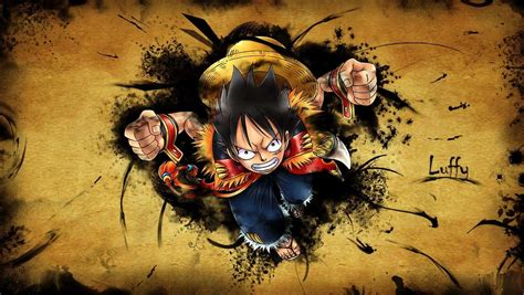 Gambar Wallpaper Anime One Piece Gambar Wallpaper E Piece
