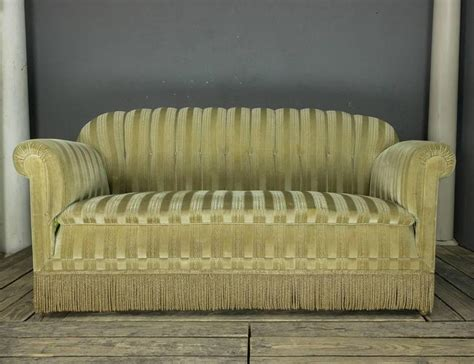 1930s Sofa by 1930s Mohair Sofa At 1stdibs