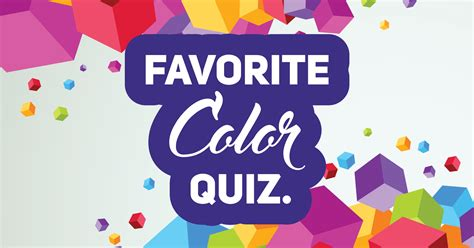 favorite color quiz favorite color quiz quiz quizony