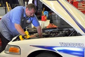 Auto Repair Bill Auto Repair Gapping And Installing Spark Plugs Military Com