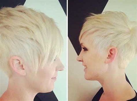 20 New Edgy Pixie Cuts