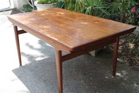 table de salle 224 manger mobilier danois des ann 233 es 1960 en