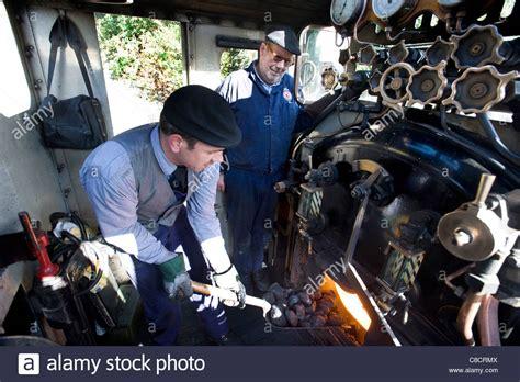 Narrow Gauge Steam Locomotive Volunteer Engine Drivers