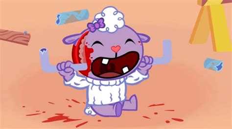 Happy Tree Friends And Real Life