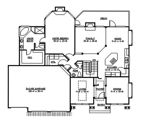 Fischer Homes Floor Plans by Fischer Craftsman Style Home Plan 071d 0234 House Plans