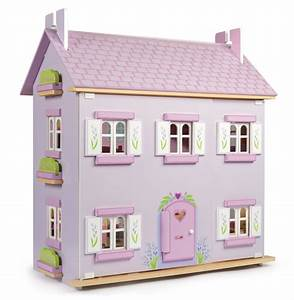 Le Toy Van Doll House Lavender Entropy