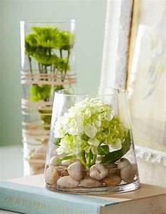 Große Deko Vasen : die 25 besten ideen zu gl ser dekorieren auf pinterest gl ser wohnkultur ideen und ~ Markanthonyermac.com Haus und Dekorationen