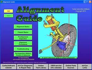 Wheel Alignment Training  U0026 Diagnostic Software