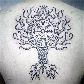 Symbole Für Unglück : les 25 meilleures id es de la cat gorie tatouage de rune vicking sur pinterest runes viking ~ Bigdaddyawards.com Haus und Dekorationen