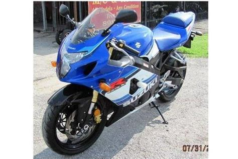 Suzuki Salvage Yard by 2005 Suzuki Gsxr600 Salvage Motorcycle Used Gsxg600 Parts