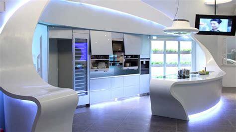 cuisine ultra design une cuisine design futuriste vue par les yeux des