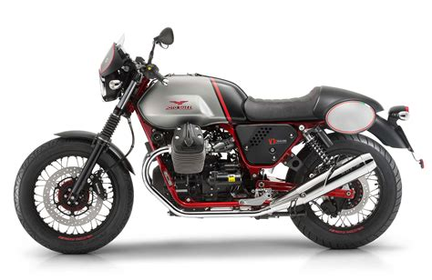 Review Moto Guzzi V7 Ii by 2017 Moto Guzzi V7 Ii Racer Review