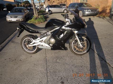 Kawasaki Er6f For Sale In Australia