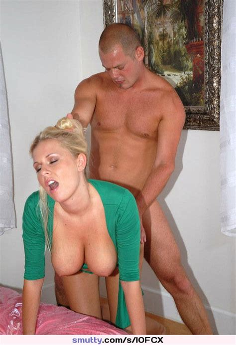 Fuck Fucking Blonde Behind Doggy Doggystyle Sex