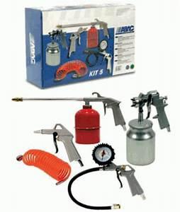 Accessoire Pour Compresseur D Air : kit 5 pi ces pour compresseur d air soufflette gonfleur ~ Edinachiropracticcenter.com Idées de Décoration