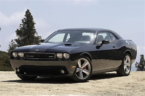 Black Dodge Challenger by Dodge Challenger Black Hellcat Wallpaper 84 Images