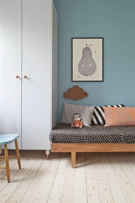 peindre une chambre avec deux couleurs nos astuces en photos pour peindre une pièce en deux couleurs