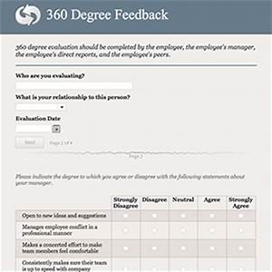 formcentral template exchange 360 degree feedback With 360 degree evaluation template