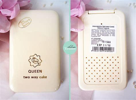 Harga Bedak Padat Merk Viva viva two way cake tropical silver treasure