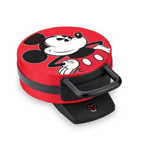 Tostapane Disney by Wafflera De Disney Mickey Mouse Rojo Paisaxpress