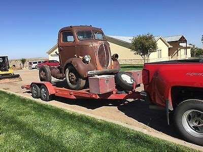 ford  truck cabover   picclick